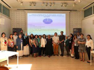 İtalya-Türkiye/Kamu Sivil Toplum ilişkisini karşılaştırma sebebiyle Piamonte bölgesi Belediyelere bağlı kurum ve kuruluşları ziyaret amacıyla