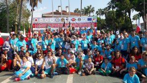 Bursa Otizmli Bireyler İle Anneleri Yardımlaşma Derneği olarak uluslararası ANCA World Alanya Otizm festivaline katılım sağladık.