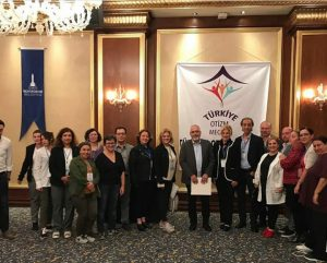 Türkiye Otizm meclisi 5. Genel kurul toplantısında İzmir-Seferihisar