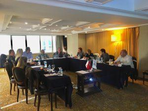 Türkiye Otizm Meclisi 3. dönem 9. Yürütme Kurulu toplantısı 16-17 Kasım 2019 tarihlerinde İzmir'de gerçekleştirilmiş,