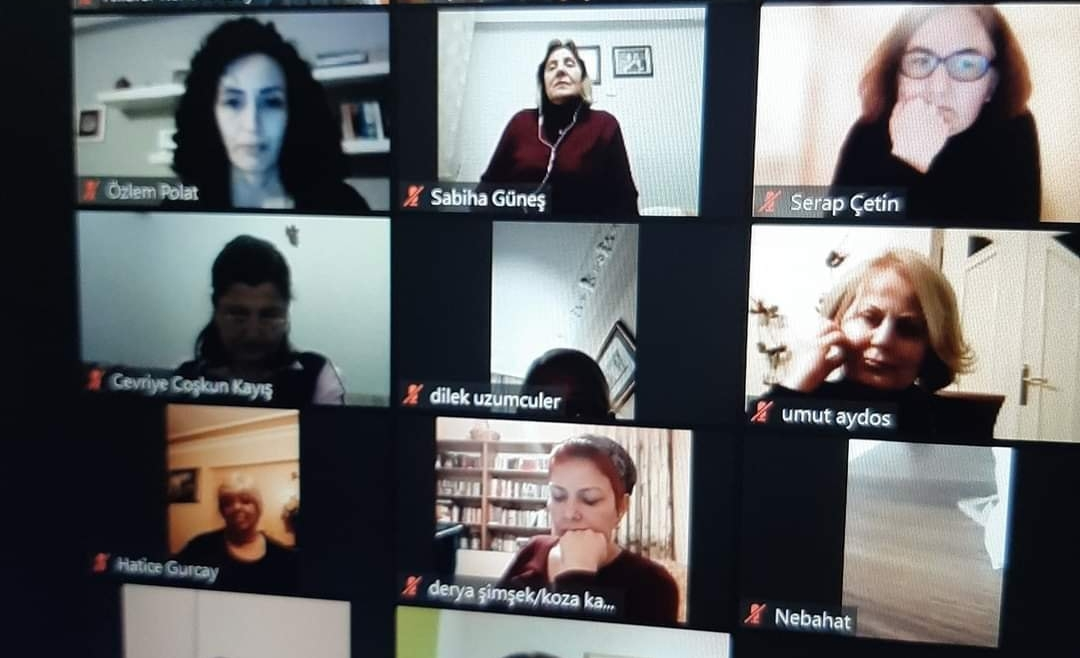 Zoom toplantıları